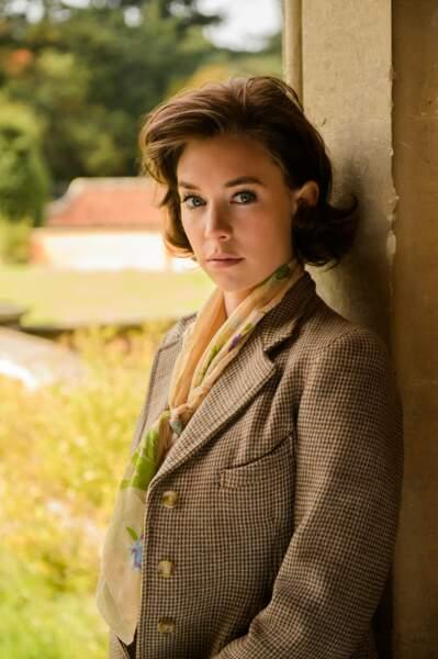 Dans la peau de Margaret dans les deux premières saisons, l'actrice Vanessa Kirby, vue dans les films Il était temps ou Avant toi