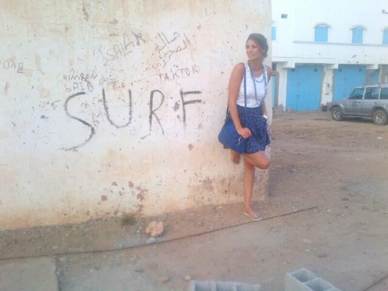 "Laury Thilleman prend un ""dernier shoot"""