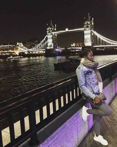 Promenade à Londres