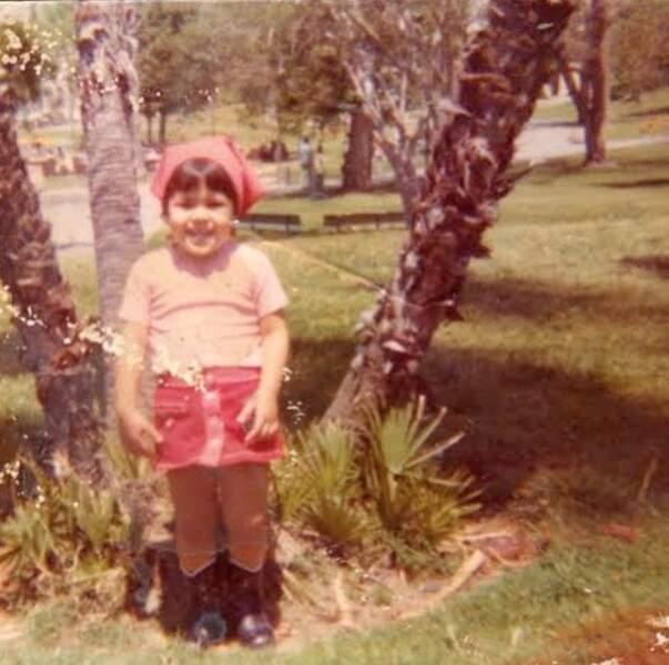Devinette : qui est cette petite fille ? La bombe Eva Mendes