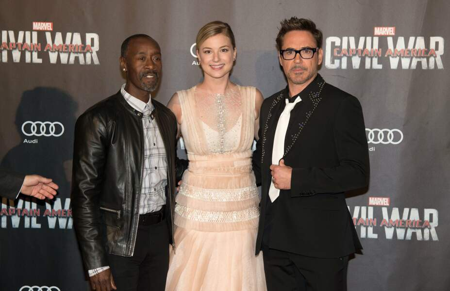 Ce lundi 18 avril au Grand Rex, une partie du casting était à Paris pour présenter le film