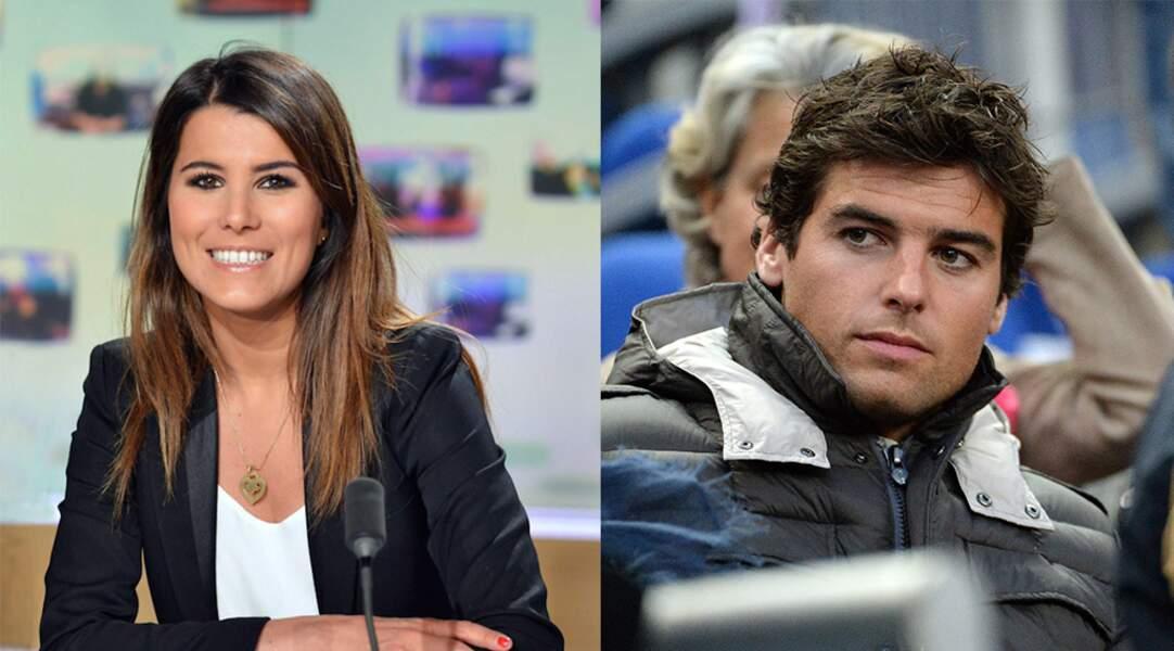 La présentatrice Karine Ferri et le footballeur Yoann Gourcuff attendent leur premier bébé.