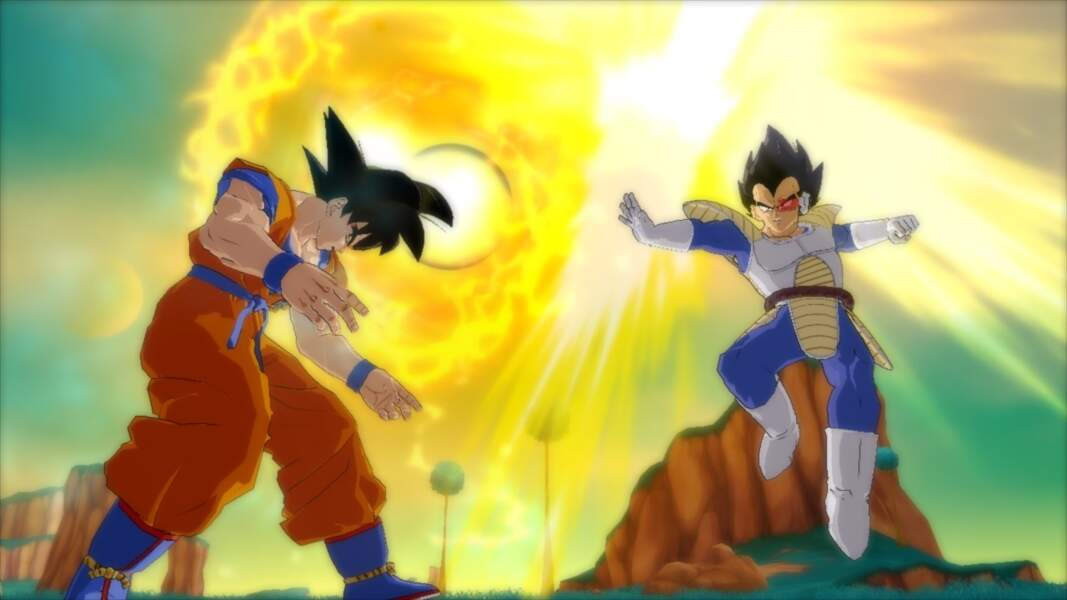 Dragon Ball Z: Burst Limit (2008 - PlayStation 3 & Xbox 360)
