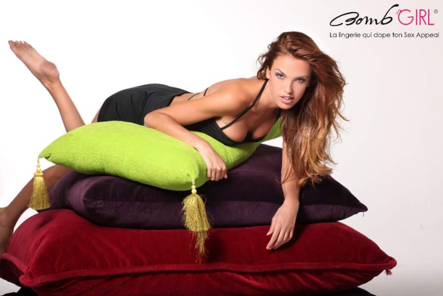Vanessa Lawrens : mais quelle sensualité !