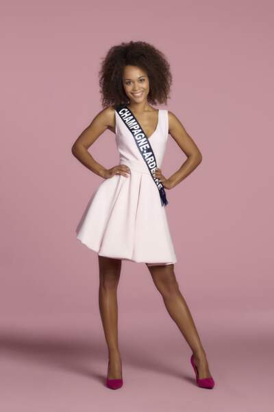 Safiatou Guinot, Miss Champagne-Ardenne