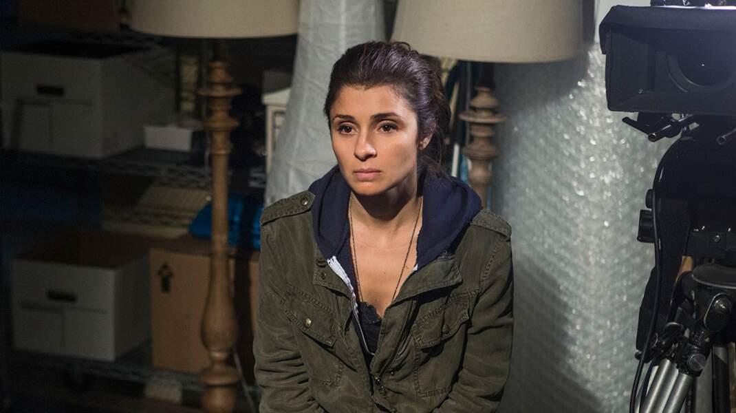 Elle a été l'une des héroïnes de la série UnREAL