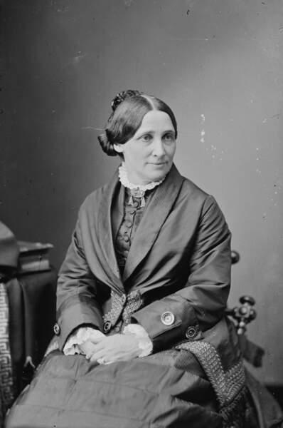 """Lucy Hayes, femme du 19è président (1877/1881), était appelée""""Limonade"""" car avec elle, pas d'alcool à la présidence"""
