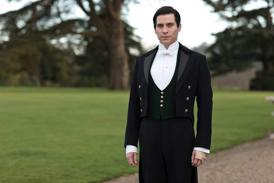 Et il a élu domicile dans Downton Abbey.