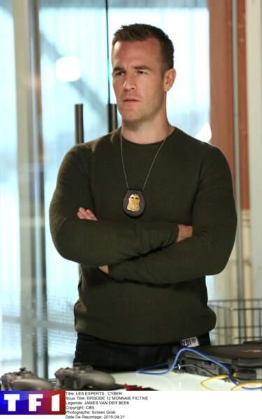 Depuis la fin des Experts : Cyber, James Van Der Beek est le héros de la série What Would Diplo Do ? Il est aussi apparu dans Pose