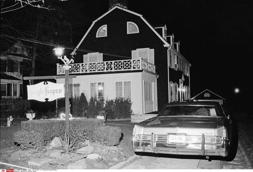 La maison d'Amityville, Long Island