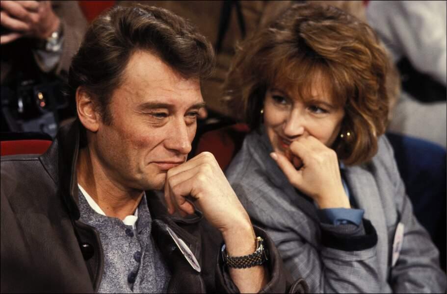 ... avant de rencontrer Nathalie Baye. Ils sont restés ensemble de 1982 à 1986
