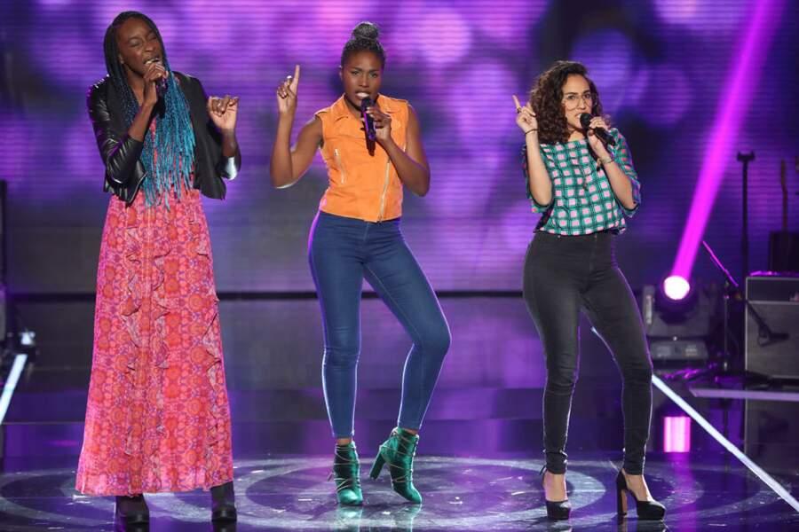 Equipe Mika : le trio survitaminé The Sugazz va rafraîchir les live de TF1