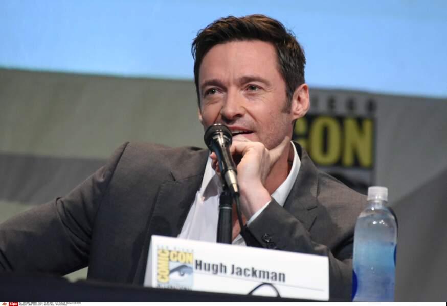 Hugh Jackman sera le héros de Pan, sortie prévue le 14 octobre