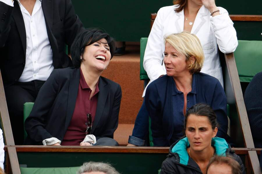 D'après Liane Foly, la blague d'Ariane Massenet était très drôle