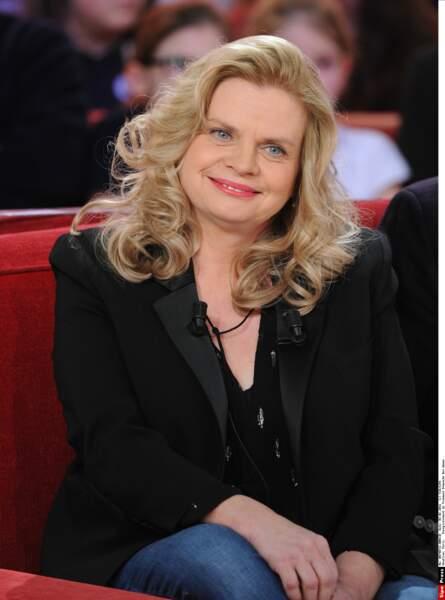 Isabelle Nanty, née le 22 janvier 1962