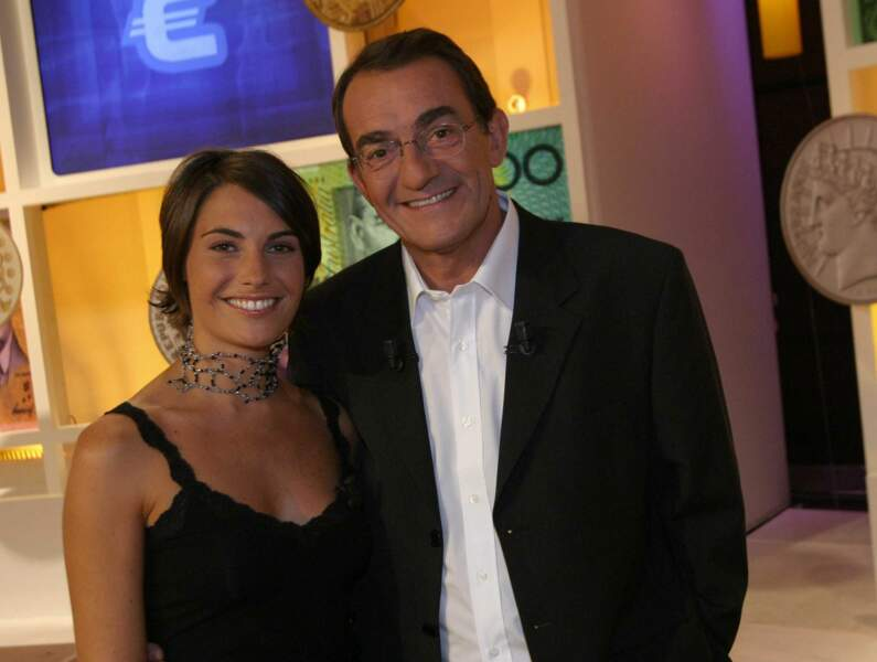 Alessandra Sublet et Jean-Pierre Pernaut dans Combien ça coûte ? (2003-2004)