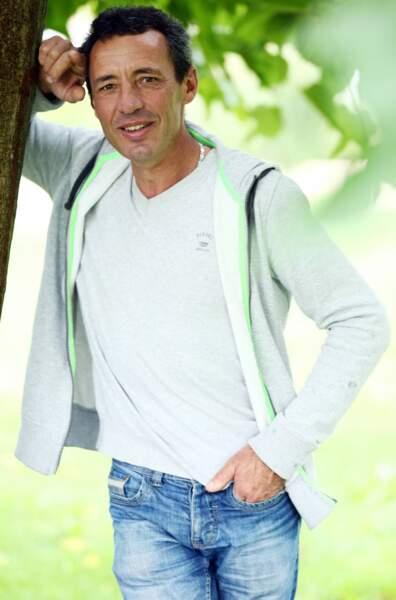 Jean-Noël, 47 ans, est trufficulteur et viticulteur.
