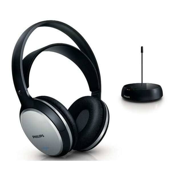 Besoin d'un nouveau casque audio ? Débarrassez-vous des fils avec Philips !