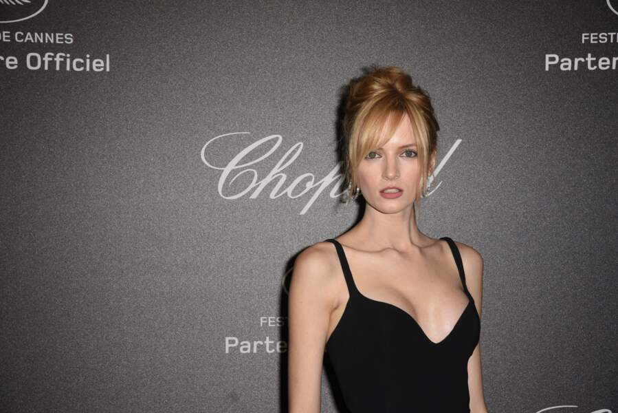 Daria Strokous, actrice russe