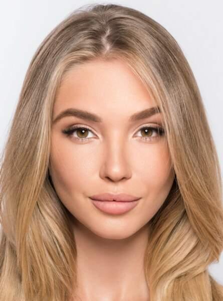 Miss Moldavie : Tamara Zaretcaia