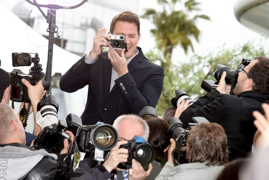La nouvelle passion de Channing Tatum ? Prendre des photos !