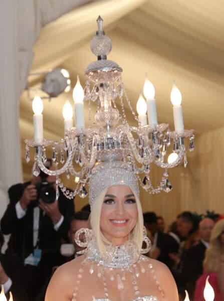 Pour Katy Perry, les bougies s'allument le 25 octobre