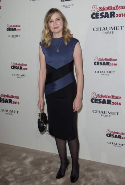 Isabelle Carré, toujours aussi belle !