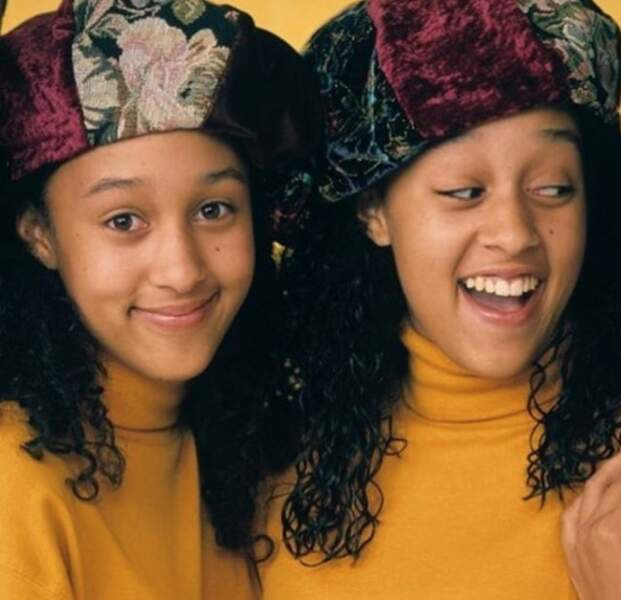 A 16 ans, elles deviennent des superstars du petit écran grâce à la sitcom Sister, sister