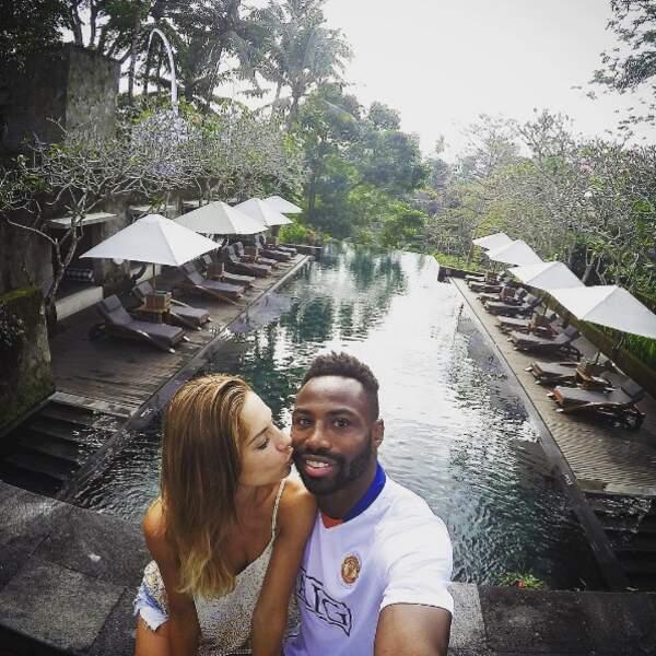 S'y trouvaient aussi : le rugbyman Fulgence Ouedraogo et Ariane Brodier, en couple depuis quelques mois.