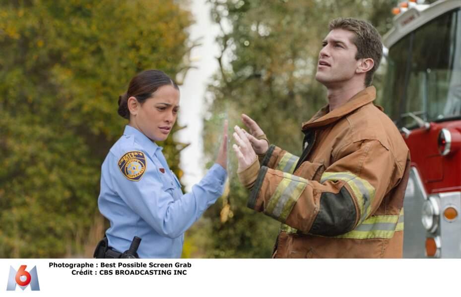 Natalie Martinez a incarné le shérif Linda Esquivel dans la première saison d'Under the Dome