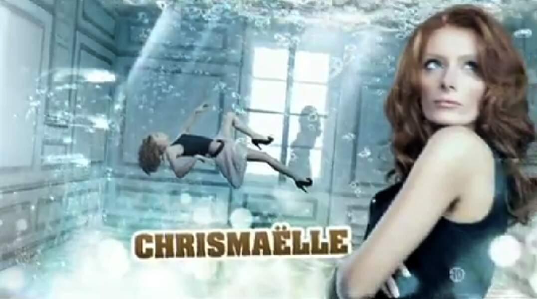"""Chrismaëlle (Saison 4). Son secret : """"Je suis hexakosioihexekontahexaphobe"""""""