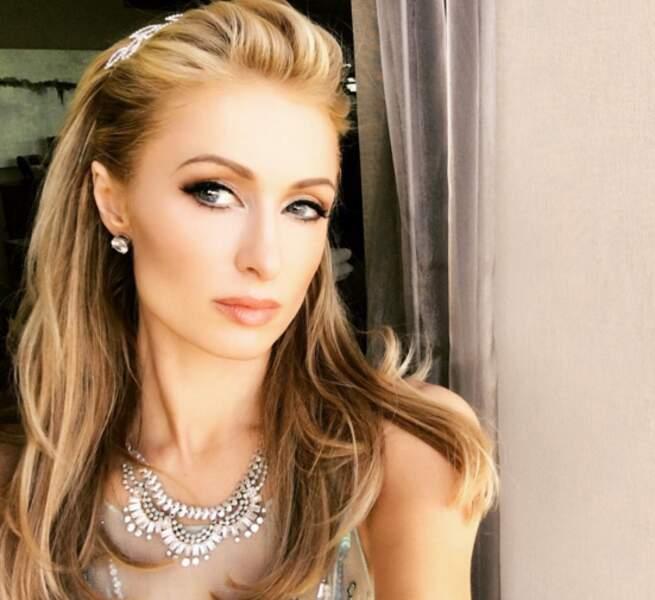 Paris Hilton s'est prise pour une princesse.