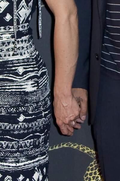Mais il y a des détails qui ne trompent pas : main dans la main, ils étaient trop mignons !