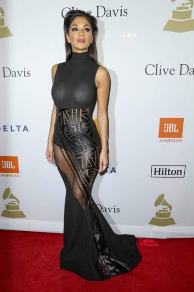 Nicole Scherzinger a aussi triché en se rajeunissant de deux ans !