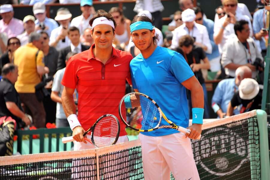 2011 : Le Majorquin l'emporte sur Federer pour la 4ème fois à Roland-Garros