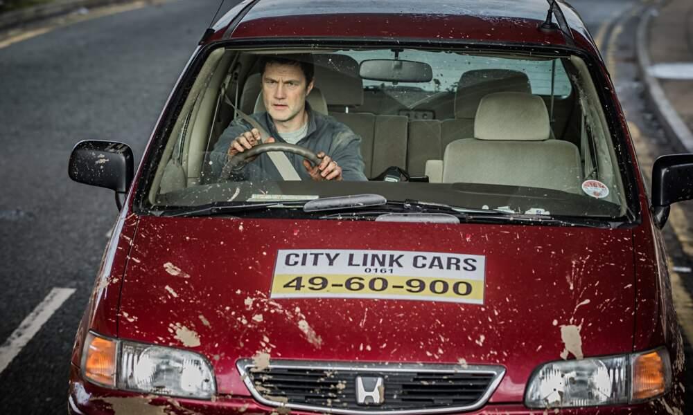 Mais David Morrisey a trouvé la série The Driver dans laquelle il incarnait le premier rôle