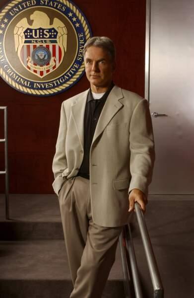 Mark Harmon est l'indétronable Gibbs, le big boss du NCIS...