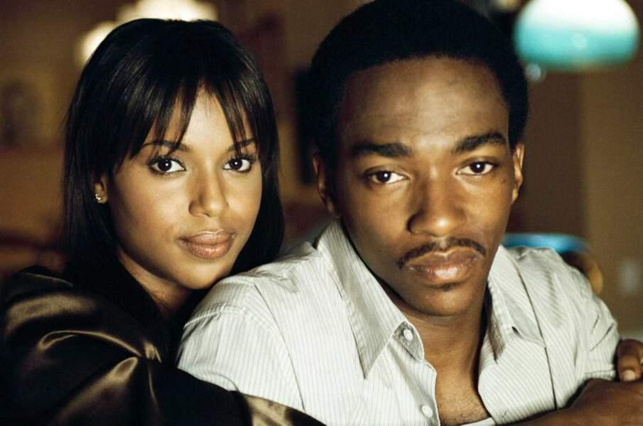 Au côté d'Anthony Mackie dans She hate me (2004)