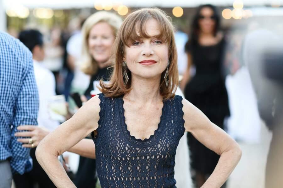 Isabelle Huppert a intégré le casting de la série The Romanoffs, imaginée par le créateur de Mad Men