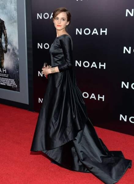 Ici sur le tapis rouge de Noé !