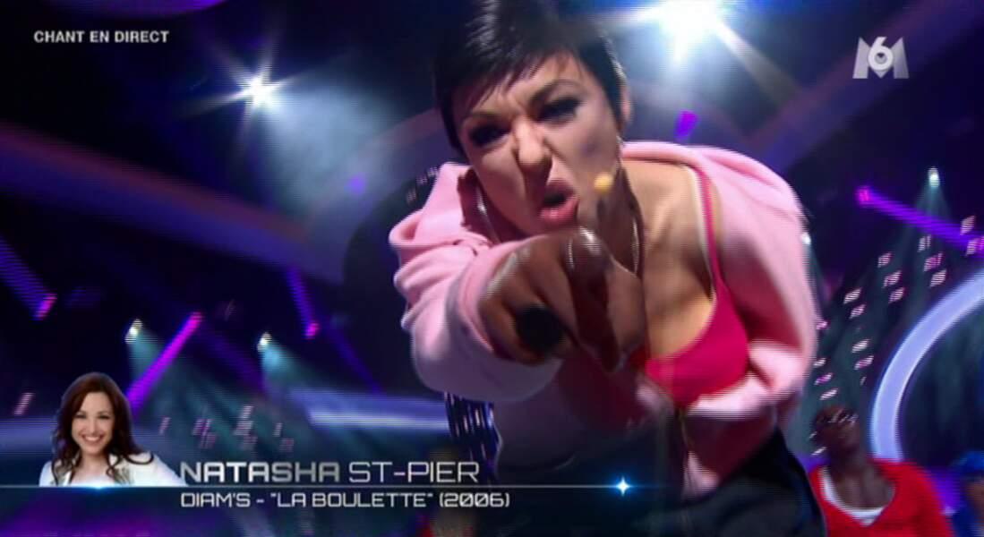En tout cas, faut pas la chercher Diam's ! Mais c'est pas sympa de montrer du doigt Natasha !
