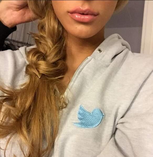 Il semblerait que Camille Cerf soit fan de Twitter