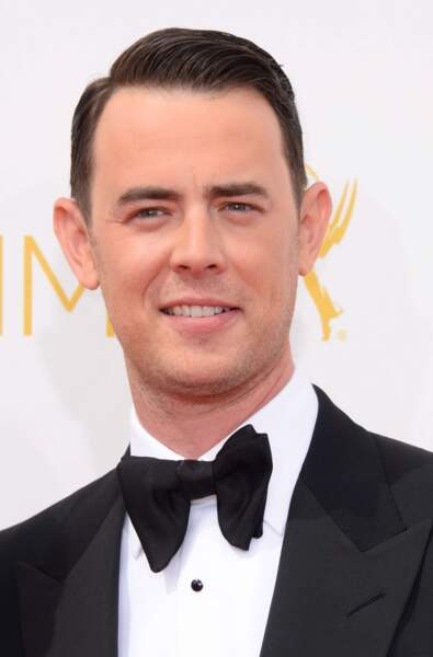Colin Hanks, fils de Tom Hanks, né le 24 novembre 1977