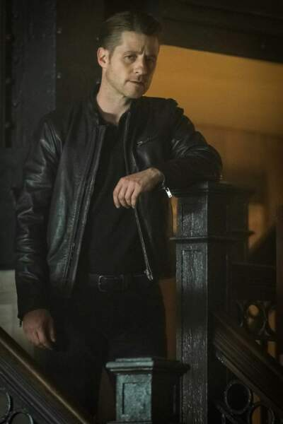 James Gordon est le héros de la série Gotham et il est incarné par le comédien Ben McKenzie