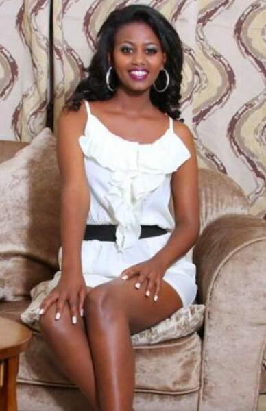 Miss Ethiopie, Soliyana ASSEFA