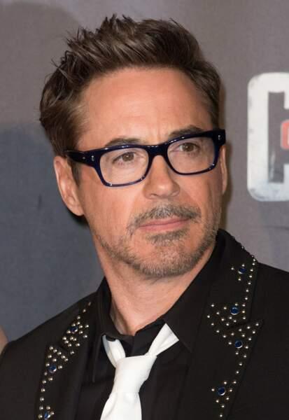 Une faute de style qui n'a pas échappé à Robert Downey Jr. !
