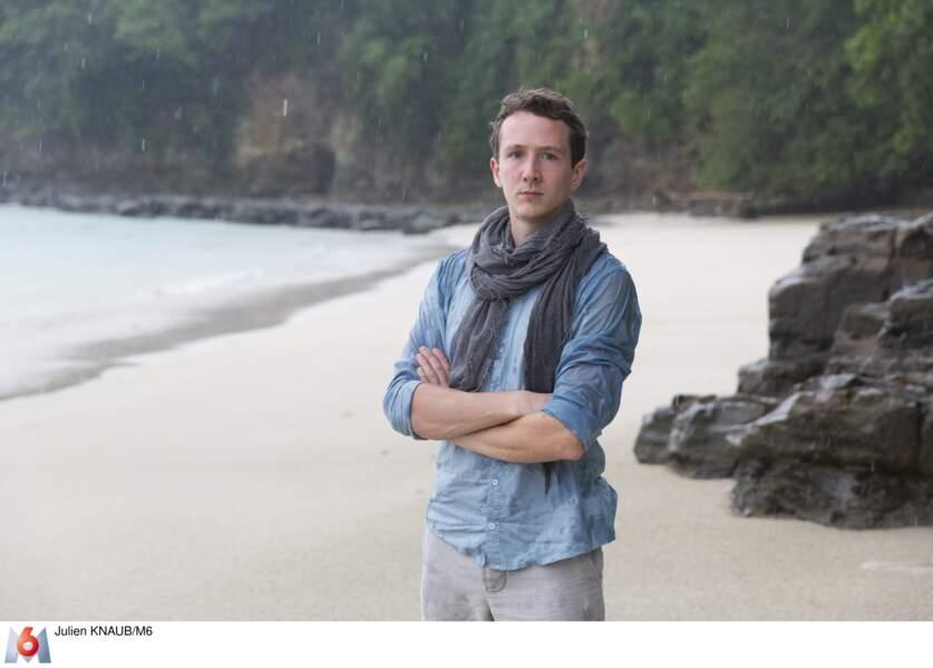 A tout juste 28 ans, Martin est un jeune entrepreneur !