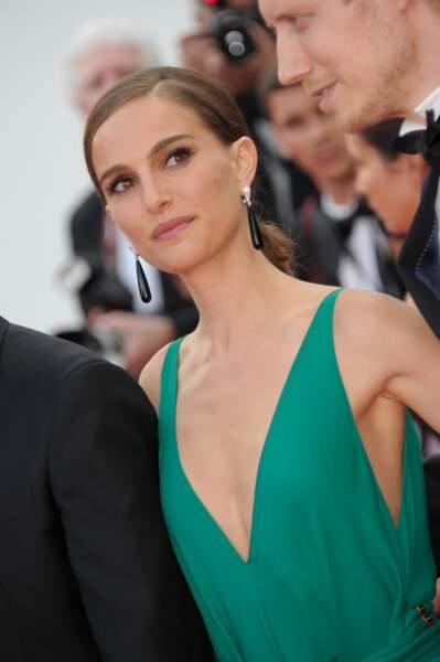 Natalie Portman radieuse dans cette robe