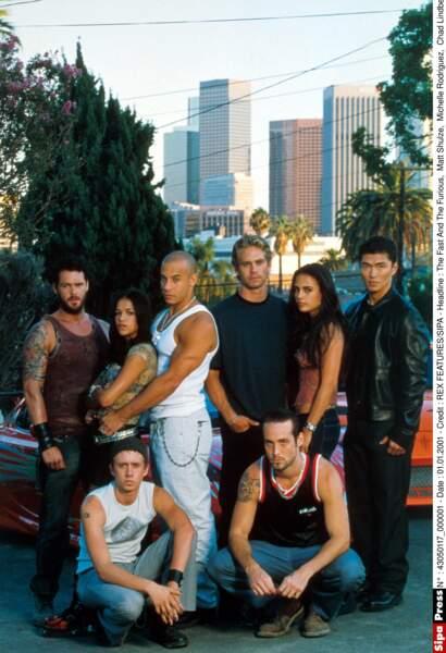 En 8 films la team Fast & Furious a bien changé !