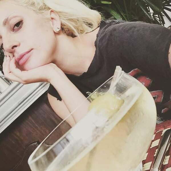 Allez, c'est le week-end, comme Lady Gaga on va boire un verre ! Modérément évidemment.